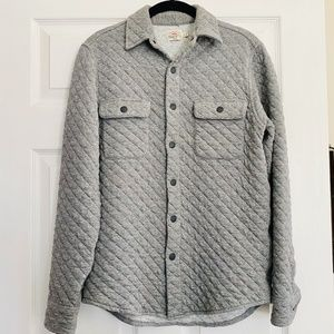 Faherty Epic Quilted Fleece CPO